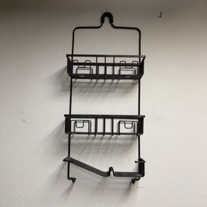 Bathroom shower rack caddie large